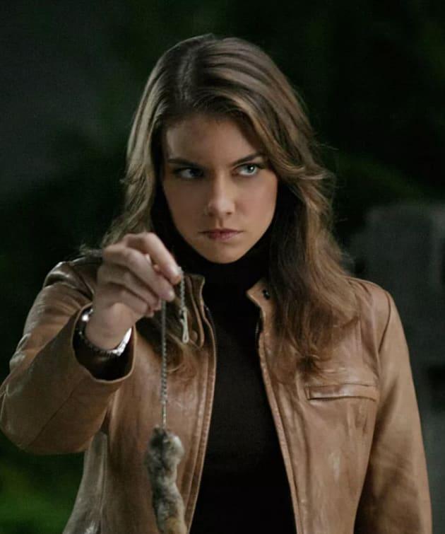 Supernatural Lauren Cohan