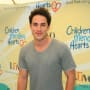 Michael Trevino Smiles
