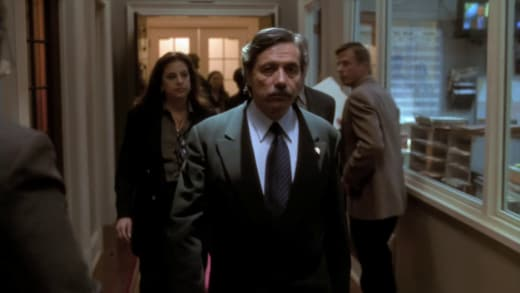 He's the Man - The West Wing