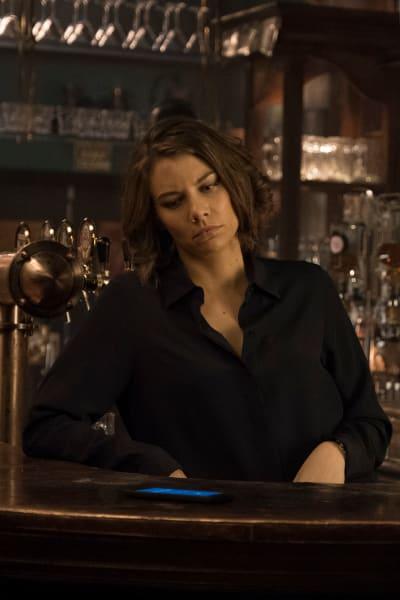 Frankie's Unimpressed  - Whiskey Cavalier Season 1 Episode 2
