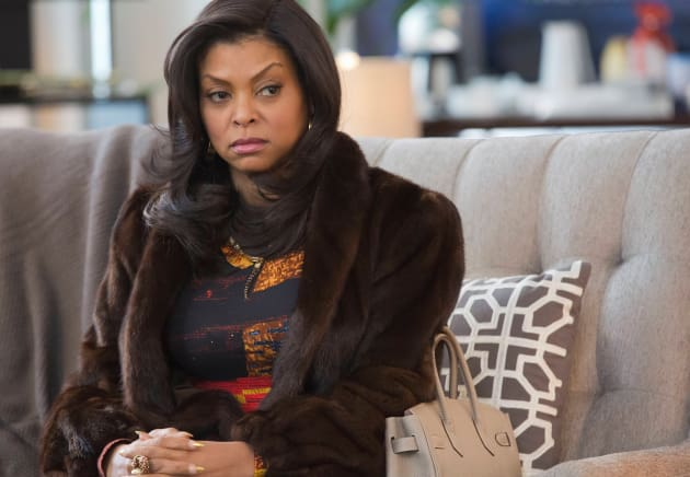 Cookie Is Unimpressed - Empire Season 1 Episode 10