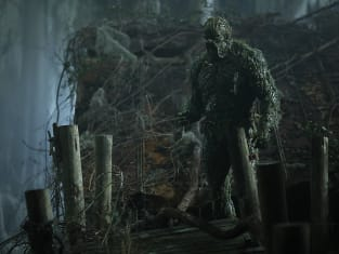 Waiting for Abby - Swamp Thing