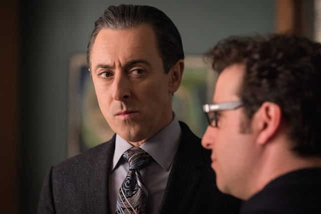 """""""The law is suppose to be fair, not impersonal."""" The Good Wife"""