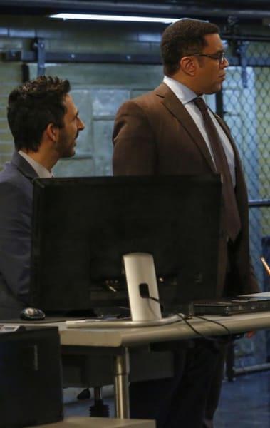 Working Together - The Blacklist Season 6 Episode 12