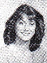 Kate Walsh: High School Yearbook Photo