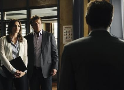 Watch Castle Season 3 Episode 4 Online