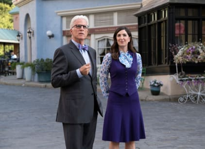 Watch The Good Place Season 2 Episode 7 Online