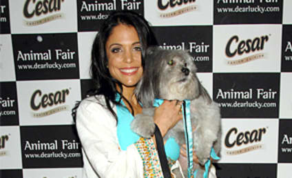Bethenny Frankel: Nude PETA Campaign Model