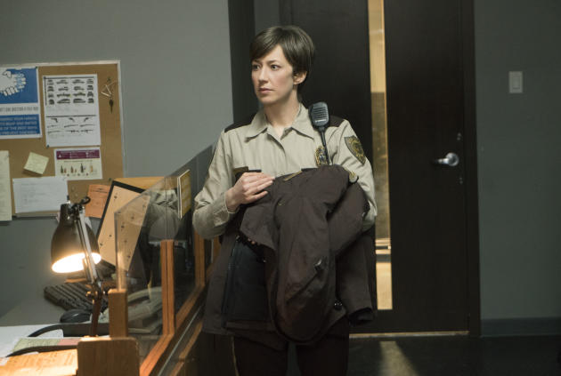 Gloria Learns More - Fargo