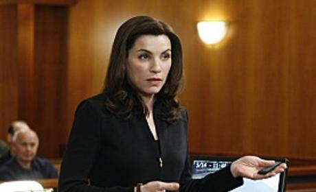 Alicia, In Court