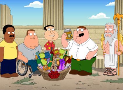 Watch Family Guy Season 12 Episode 13 Online