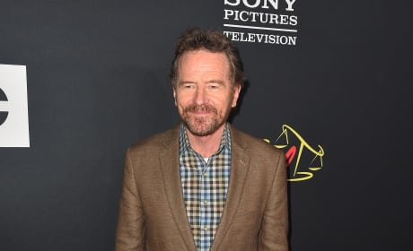 Bryan Cranston at Better Call Saul Premiere