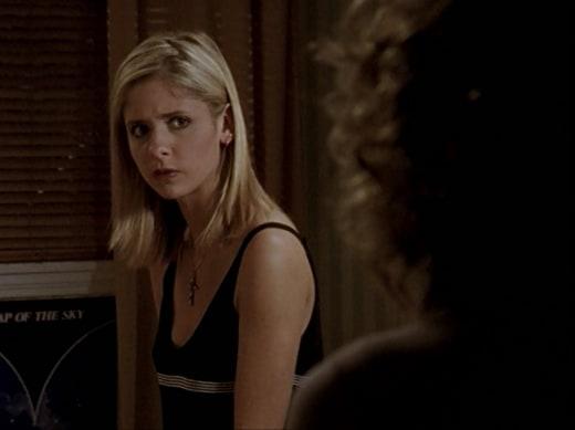 The Talk - Buffy the Vampire Slayer Season 2 Episode 17