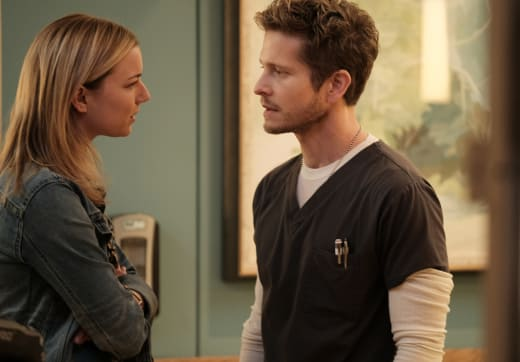 Shutting Nic Out - The Resident Season 1 Episode 6