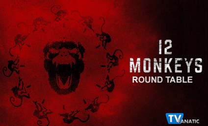 12 Monkeys Round Table: Timey Wimey Monkeys