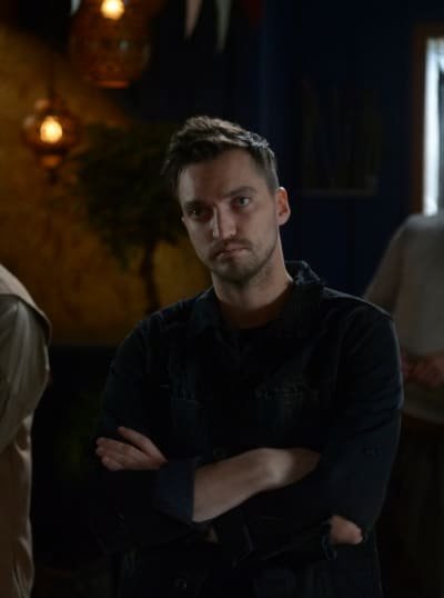 Murphy in Sanctum - The 100 Season 6 Episode 5