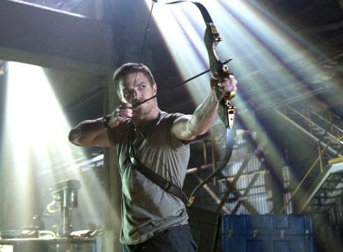 As Oliver Queen