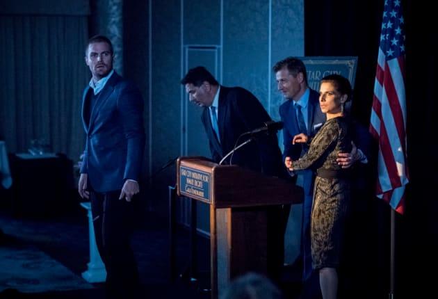 A Dark Turn  - Arrow Season 7 Episode 8