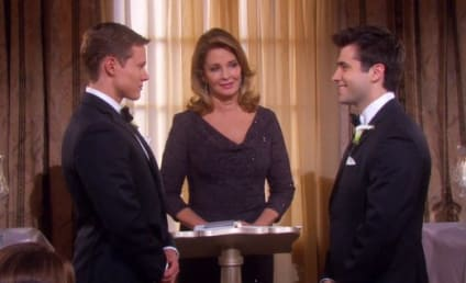 "Freddie Smith Previews ""Beautiful"" WilSon Wedding, Landmark Soap Opera Event"