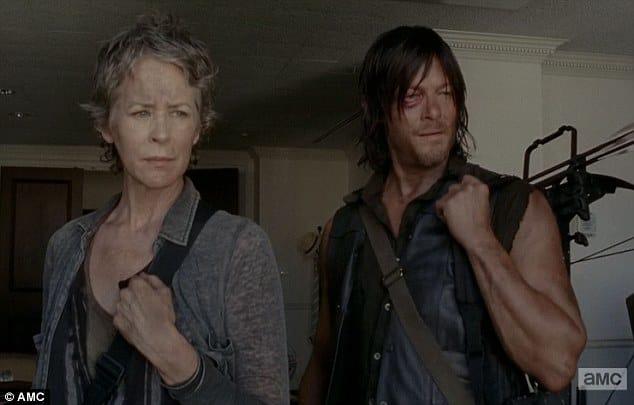 Carol & Daryl (The Walking Dead)