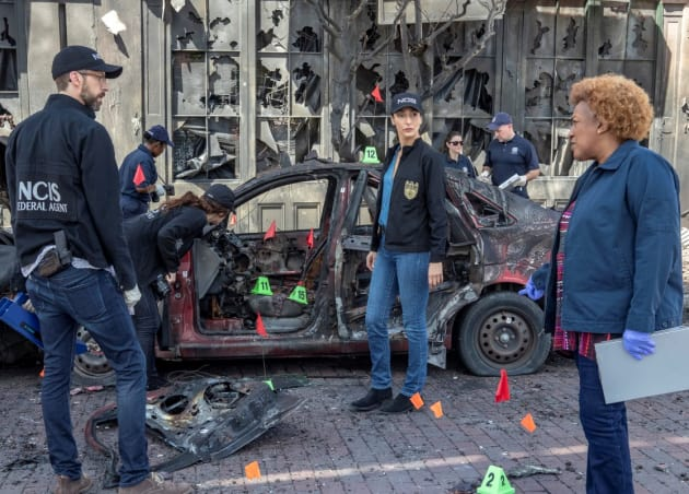Morning Remains - NCIS: New Orleans Season 5 Episode 7