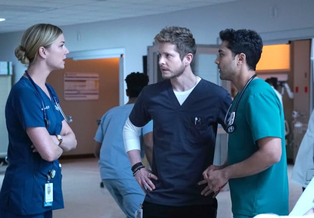 They're Back! - The Resident Season 2 Episode 1