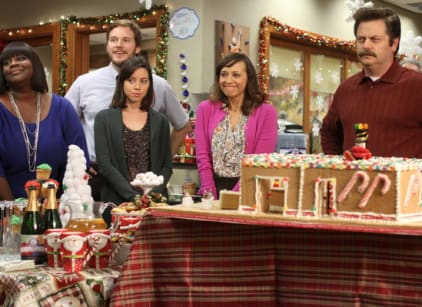 Watch Parks and Recreation Season 4 Episode 10 Online