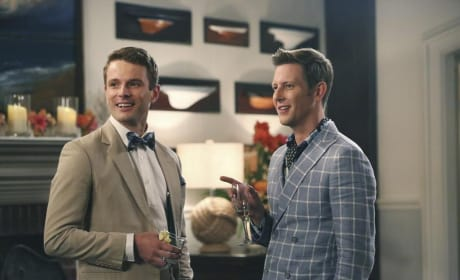 Dapper Dudes - Revenge Season 4 Episode 12