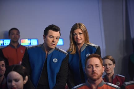 Is This Actually Happening? - The Orville Season 1 Episode 9
