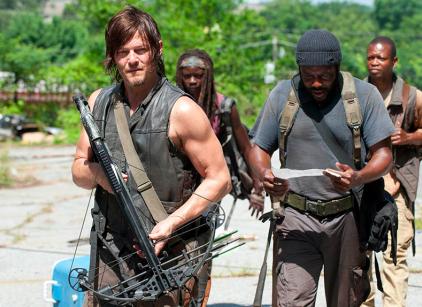 Watch The Walking Dead Season 4 Episode 4 Online