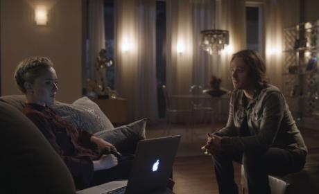 Juliette and Avery talk about Rayna - Nashville Season 5 Episode 10