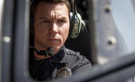 Shawn Hatosy on Southland
