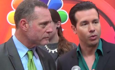 Jason Beghe and Jon Seda Interview