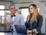 Bill Nye Visits the Lab - Blindspot