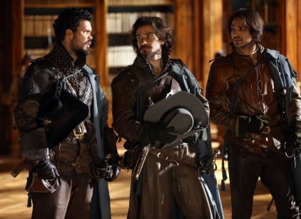 Watch The Musketeers Season 2 Episode 1 Online