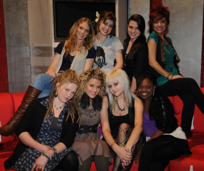 Top Eight Women