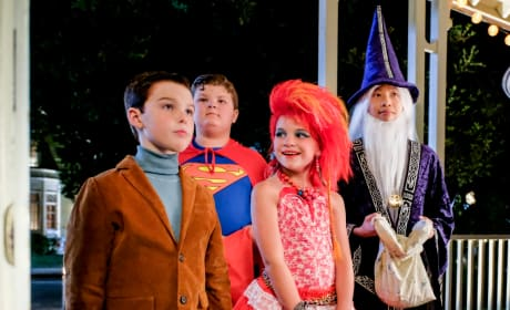 Trick or Treat - Young Sheldon