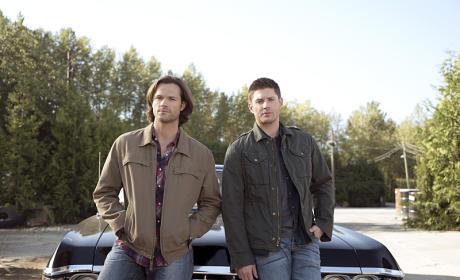 Time for a bro moment - Supernatural Season 11 Episode 5