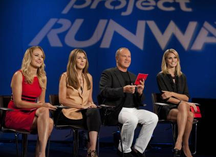 Watch Project Runway Season 9 Episode 8 Online