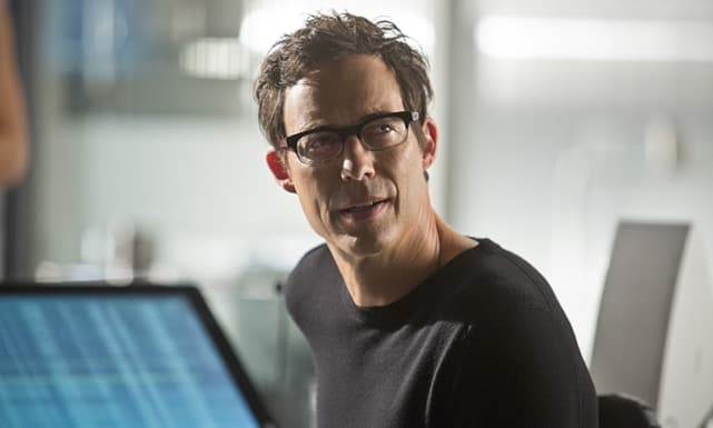 Harrison Wells isn't Harrison Wells - The Flash