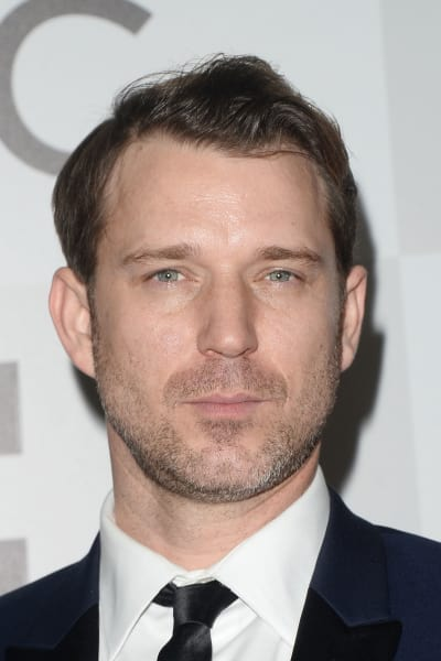 Wil Traval Attends NBC Party