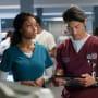 On the DL - Chicago Med Season 3 Episode 1