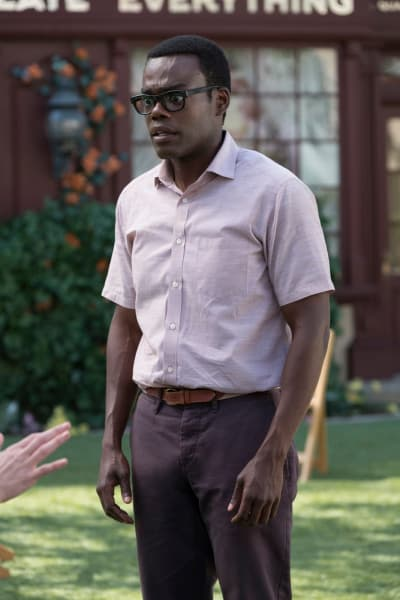 Chidi - The Good Place Season 2 Episode 10