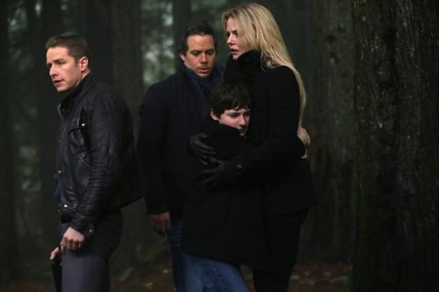 Neal, Emma and David