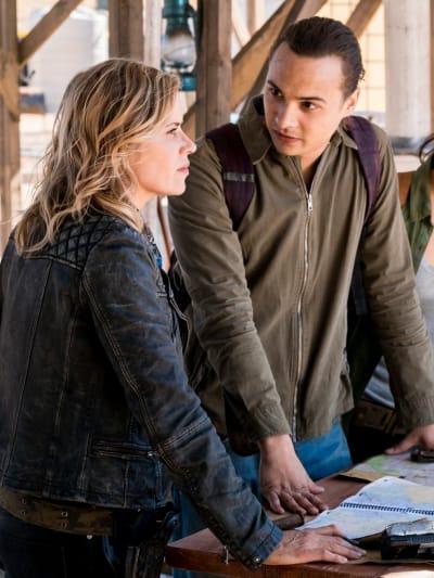 Battle Plan - Fear the Walking Dead Season 4 Episode 4