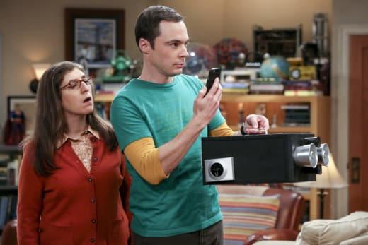 The Emotion Detector - The Big Bang Theory Season 10 Episode 14