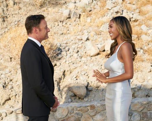 Proposal Day - The Bachelorette