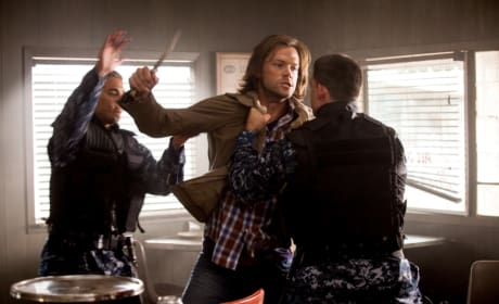 Attacking Sam