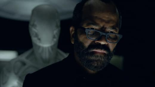 Drone Alert - Westworld Season 2 Episode 1