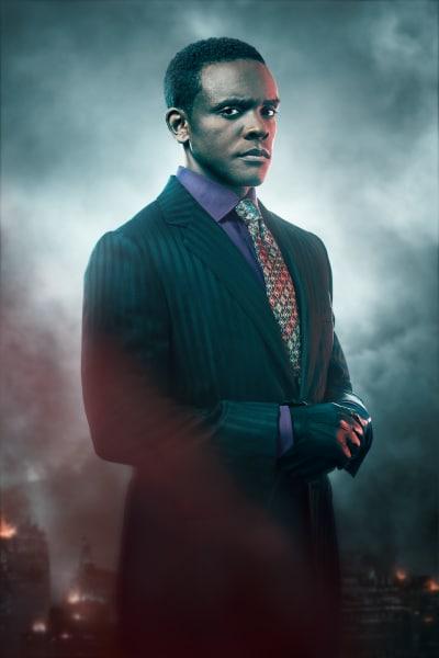 Lucius Fox is the Man - Gotham